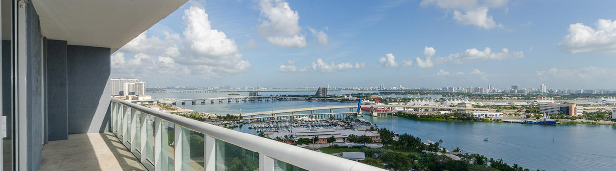 Fifty Biscayne North View
